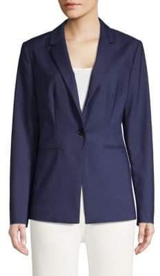 Saks Fifth Avenue Long & Lean Jacket