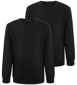 George Black School Sweatshirt 2 Pack