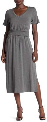 Bobeau B Collection by Simone Smocked Dress