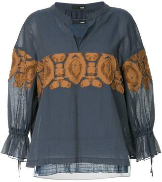 Frei Ea embellished tunic
