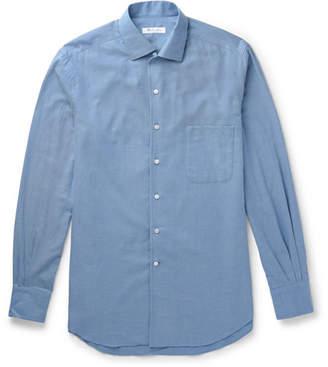 Loro Piana Cotton-Flannel Shirt
