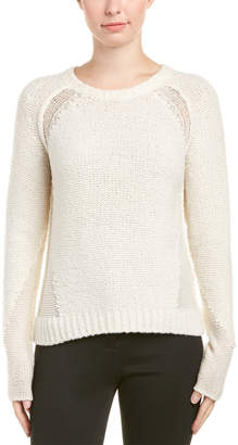 Elie Tahari Wool & Cashmere-Blend Sweater