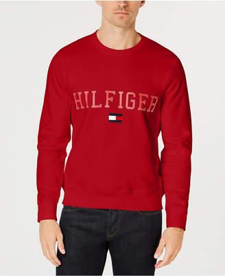 Tommy Hilfiger Men's Collegiate Logo Sweatshirt