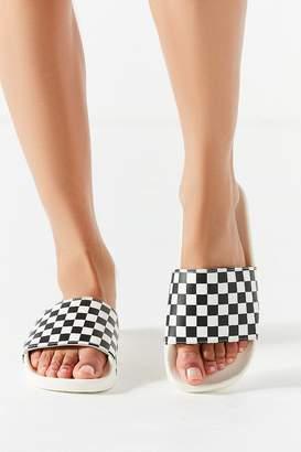 Vans Checkerboard Slide