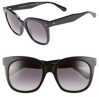 Kate Spade Atalias 52mm Square Sunglasses