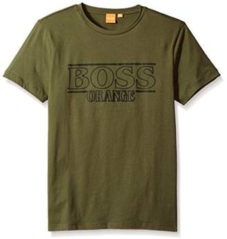 HUGO BOSS BOSS Orange Men's Typical 1 Printed T-Shirt