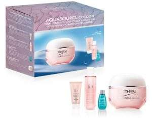Biotherm Four-Piece Aquasource Cocoon Set