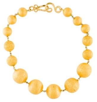 Stephanie Kantis Small Sphere Necklace