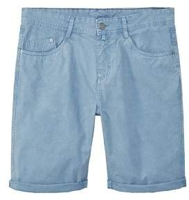 Mango man MANGO MAN 5 pocket bermuda shorts