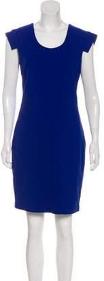 Robert Rodriguez Short Sleeve Knee-Length Dress