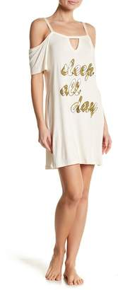 Couture Curvy Sleep All Day Cold Should Night Gown