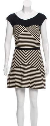 Elizabeth and James Striped Sleeveless Dress