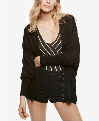 Free People Days Like This Drop-Shoulder Cardigan $128 thestylecure.com