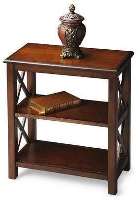 Charlton Home Tipton Etagere Bookcase