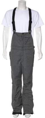 Moncler Salopette Overalls w/ Tags
