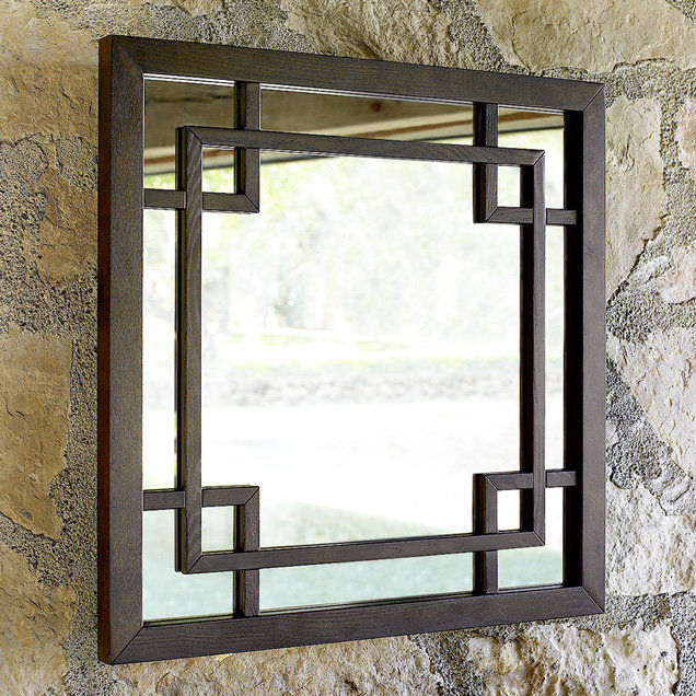Overlapping-Squares Mirror