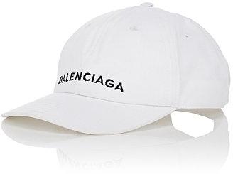 Balenciaga Men's Logo-Embroidered Baseball Cap