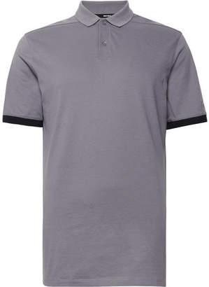 Nike Contrast-Trimmed Dri-Fit Piqué Golf Polo Shirt