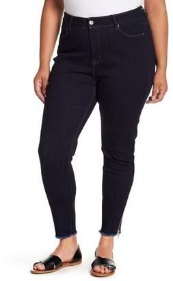 Wilson Rebel X Angels Side Leg Zipper Ankle Jegging (Plus Size)