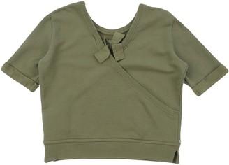 Manila Grace DENIM Sweatshirts - Item 12033985FT