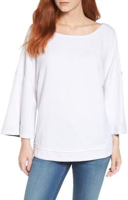 Caslon Split Sleeve Sweatshirt