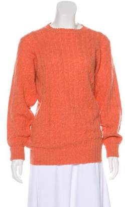 Gucci Cashmere Cable Knit Sweater w/ Tags