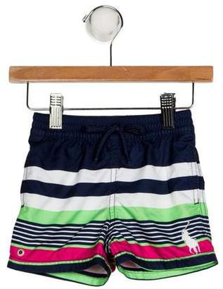 Ralph Lauren Boys' Striped Swimsuit