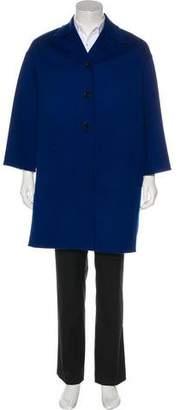 Calvin Klein Wool Overcoat