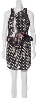 3.1 Phillip Lim Embroidered Sleeveless Dress