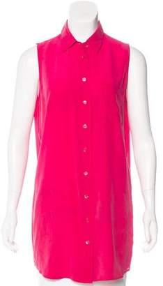 Equipment Silk Button-Up Tunic