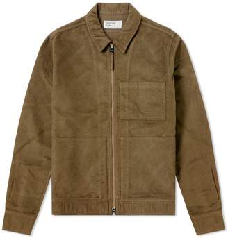 Universal Works Zip Uniform Shirt Jacket