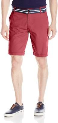 Lee Men's Dungarees Walker Flat Front Short