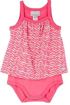 Cocolli Infants' Zigzag-Print Cotton Bodysuit