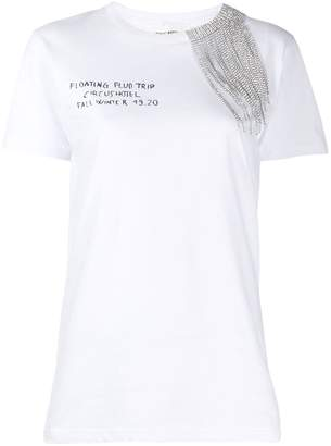 Circus Hotel crystal embellished T-shirt