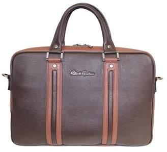 e67469c10a Robert Graham Skandar Slim Leather Briefcase