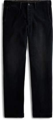 Ralph Lauren Indigo Corduroy Pant
