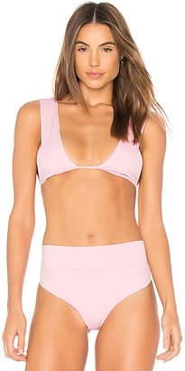 KAOHS Violet Bikini Top