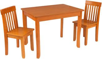 Kid Kraft 3Pc Avalon Table Ii & Chair Set