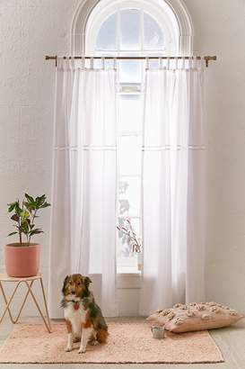 Urban Outfitters Ladder Lace Window Panel