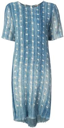 ADAM by Adam Lippes Chambray Denim Shift Dress