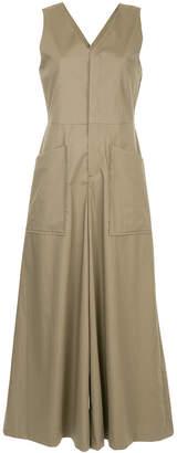 ASTRAET pocket palazzo style jumpsuit
