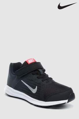 Next Girls Nike Run Black/Pink Downshifter