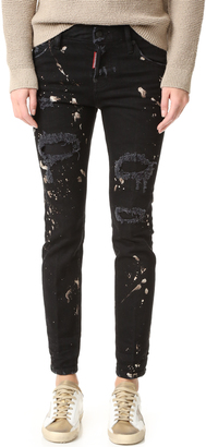 DSQUARED2 Cool Girl Jeans $465 thestylecure.com