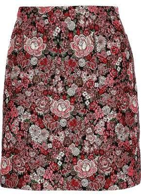 ADAM by Adam Lippes Brocade Mini Skirt