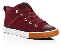 Converse Boys' Chuck Taylor All Star Street Tonal High Top Sneakers - Toddler, Little Kid, Big Kid