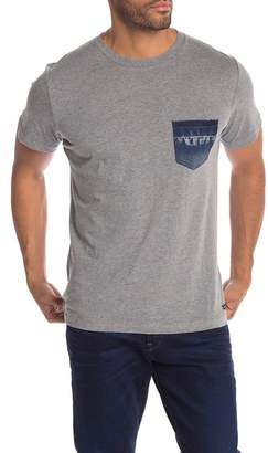 Diesel Bascon Graphic Chest Pocket Tee