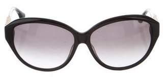 David Yurman Tinted Oversize Cat Eye Sunglasses