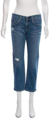 Adriano Goldschmied Relaxed Cropped Jeans
