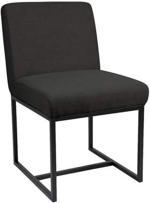 Cafe Lighting Cannes Dining Chair Black