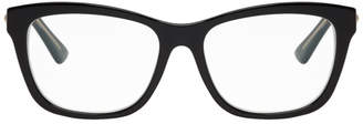 Christian Dior Black Montaigne 19 Glasses